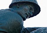 Iwo Jima - CPL. Rene Gagnon, USMCR