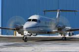 C-GWWK's first revenue flight with WestWind Aviation.