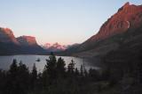 Sunrise, Saint Mary Lake
