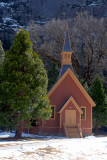 The Chapel in Yosemite Valley