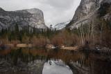 Mirror Lake and Mt Watkins