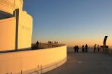 Below the Western Observation Terrace