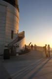 Ramp to the Solar Telescope