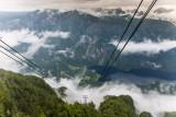 Julian Alps, Lake Bohinj, Slovenia