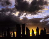 Callanish at Sunset