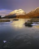 Fractured Loch Clair