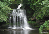 West Burton Falls (Cauldron Falls)