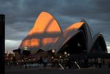 3254359 Final Light On The Opera House