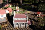 18166 09:31 Day 2 - Morning Over The Mock Tudor Village I