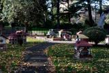 18176 09:34 Day 2 - The Mock Tudor Village III, Pathway To The Churchyard