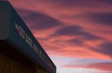 14843 Sunrise Over WIN Stadium