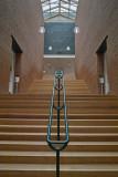 Central stairway of Bonnefanten-museum, Maastricht