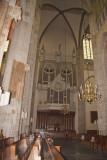 Interrieur van de Domkerk