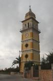 Toren van Grieks orthodoxe kerk