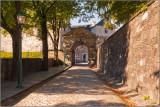 Walkway to King Håkon's Hall