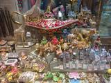 Store display Khan el Khalili Bazaar