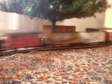 faster than a speeding train