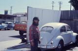 L's new '57 Beetle Bug