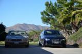 Jaguar XJ6 & Audi S4