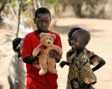 Frimpong in Tanzania - by Chris Hillman