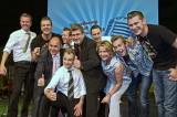 Goldener Hahn 2011,  Werbegala in Schwechat, 16. Juni 2011