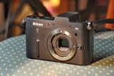 Nikon 1 V1 ohne Objektiv