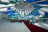 Vista Interior de la Catedral de Brasilia