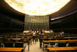 Interior del Congreso de la Republica