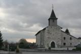 Iglesia en los Alrededores de Gex