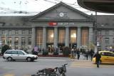 Estacion de Tren de Biel-Bienne