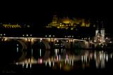 Heidelberg Castle and Old Bridge