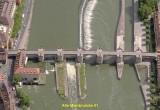 Luftaufnahmen von `Wuerzburg` - bird `s eye views from `Wuerzburg` (Live Earth)