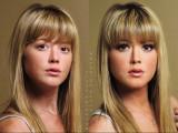 Allison -Before & After Pro Makeup