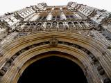 Looking Up At Parliament
