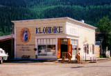 Klondike Kate's in Dawson City