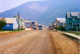 Dawson City Main Street