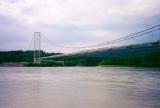 Alaska Pipeline - Tanana River crossing