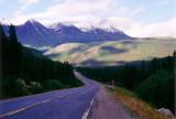 Alaska Highway - Yukon Southern Lakes area
