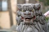 Akasuka Temple Lion