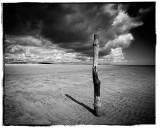Low Clouds Kinshaldy Beach.