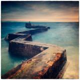 Breakwater. St Monance.