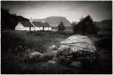 Black Rock Cottage Rannoch Moor.