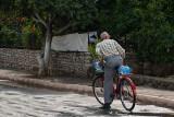 Cyclist Icmeler.