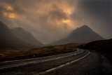 Road To Glencoe.