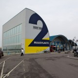 Maasvlakte 2 weekend 2011