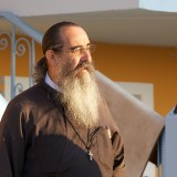 Padre of Agios Georgios