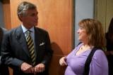 Prof. Evangelia Tsoukala meeting mr. Michael Linhart, the Austrian ambassador in Greece