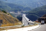 Highway from Grevena to Ioannina