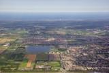 View over Hoofddorp