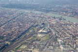 City-center of Budapest
